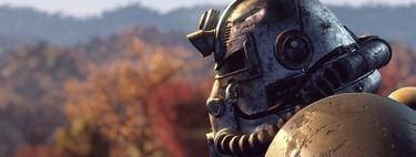 Cuanto mas videojuego a la beta de Fallout™ 76, mas me doy cuenta de lo verde que está en ciertos aspectos