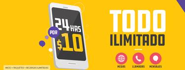 Unefon contraataca: consumo ilimitado de megas, minutos y mensajes en México desde 10 pesos