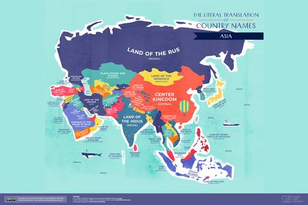 Significado Nombre Asia