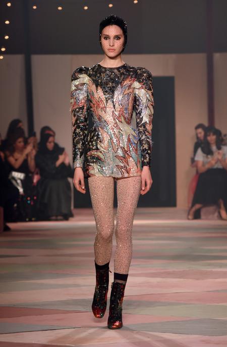 Dior Haute Couture Spring Summer2019 Dubai Look 78