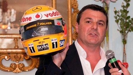 """Mark Blundell: """"Si yo fuera Renault, elegiría a Pedro de la Rosa"""""""