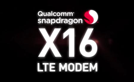 Modelo X16 de Qualcomm