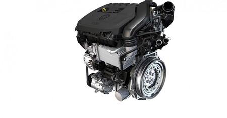 Volkswagen motor 1.5 TSI México