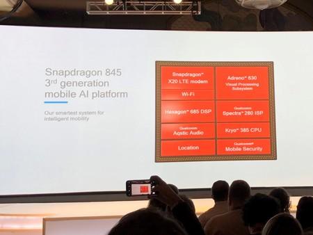 Snapdragon 845 Arquitectura