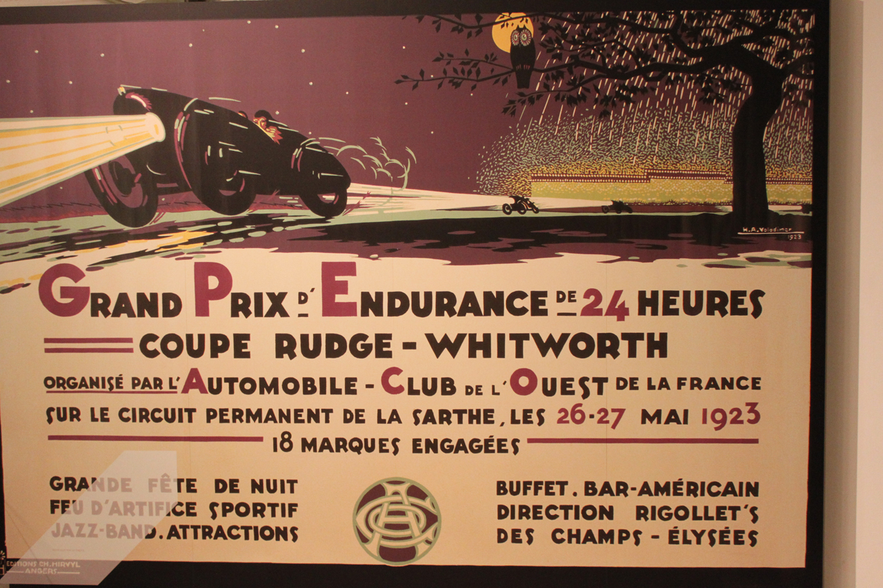 Foto de Museo 24 horas de Le Mans (139/246)