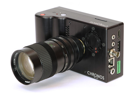 Chronos With Lens