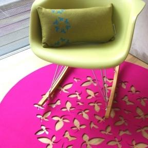 Selina Rose, unos textiles totalmente diferentes
