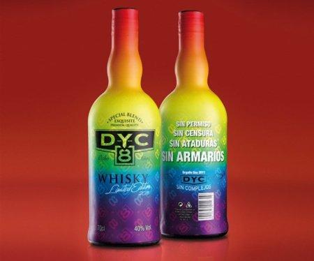 Whisky DYC para el Orgullo Gay 2011