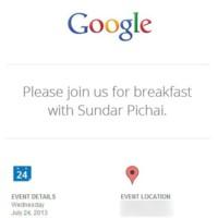 Apunta la fecha: 24 de julio. ¿Qué tiene Google que decirnos?