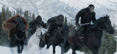 'La guerra del planeta de los simios' no habría sido posible sin estas diez películas