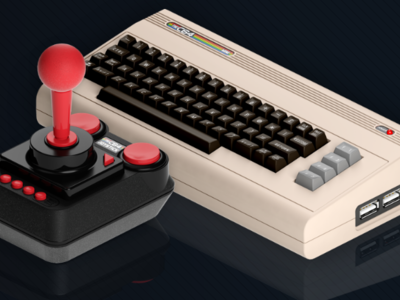 Anunciada la Commodore 64 Mini con un total de 64 juegos