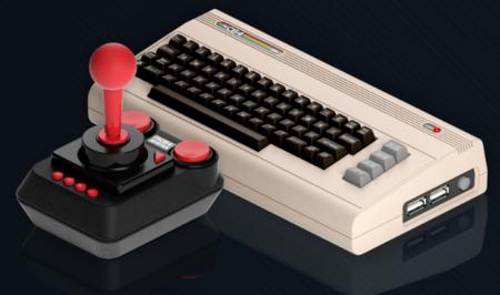 Anunciada la Commodore 64 Mini con un total de 64 juegos