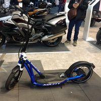 El patinete eléctrico de BMW se llama X2City y por 2.400 euros estará al alcance de pocos bolsillos