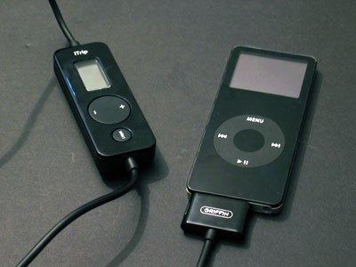 iTrip Auto que también carga el iPod