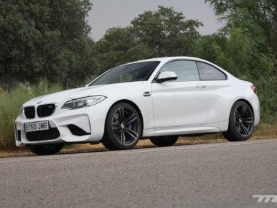 Por fin probamos el esperado BMW M2... y es asequible, ¡pero no descafeinado!