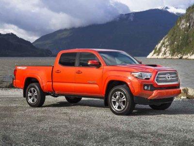 Toyota Tacoma 2016, precios, versiones y equipamiento en México