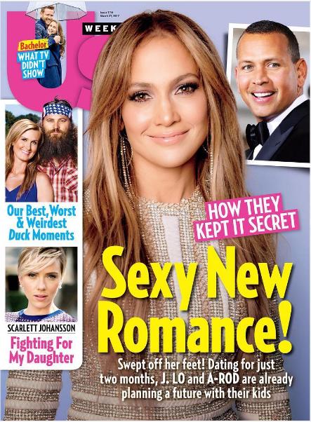 Jennifer Lopez estrena amores