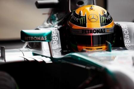 Lewis Hamilton enfocado en batir a Fernando Alonso en lo que resta de temporada