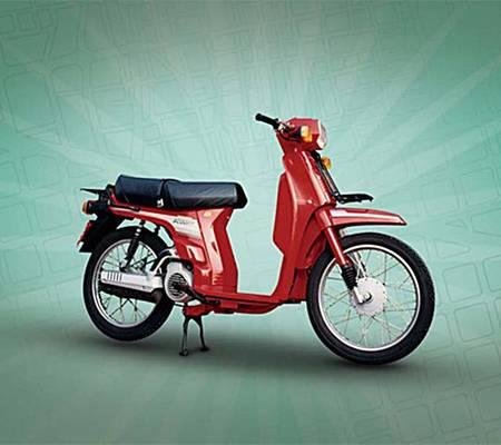 Honda SH80 1984