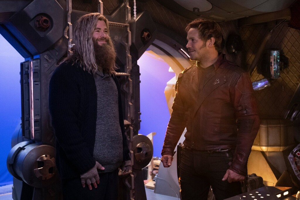Chris Pratt se une a 'Thor: Love and Thunder': Star-Lord volverá a colaborar con el Dios del Trueno tras 'Vengadores: Endgame'