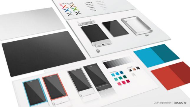 Foto de Sony XTRUD: Concepto de móvil modular (1/12)
