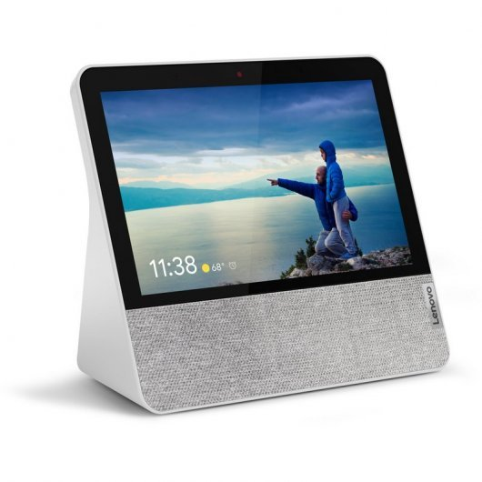 "Lenovo Smart Display 7"" Pantalla Inteligente con Google Assistant"