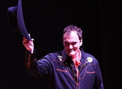 Tarantino sigue trabajando en el guion de 'The Hateful Eight'