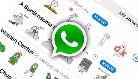 WhatsApp prepara una herramienta para enviar fotos como stickers