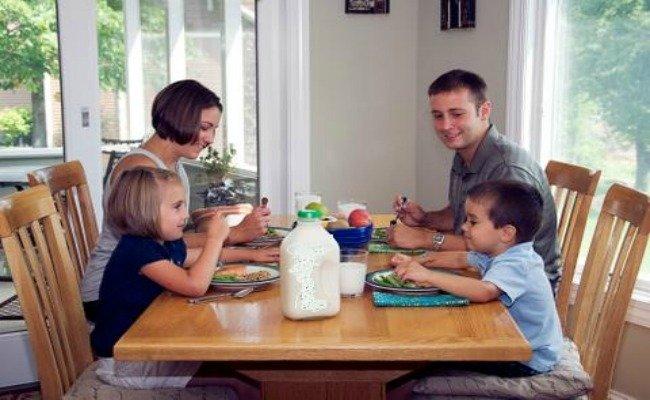 Diez consejos para dar una buena nutrici n a los ni os - El comedor de familia ...