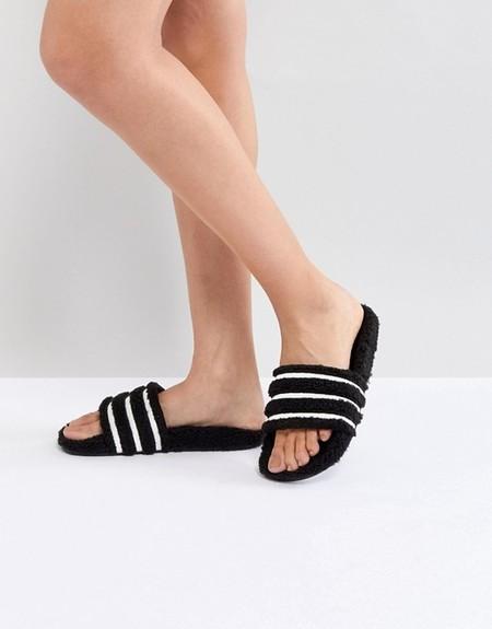 sandalias pelo