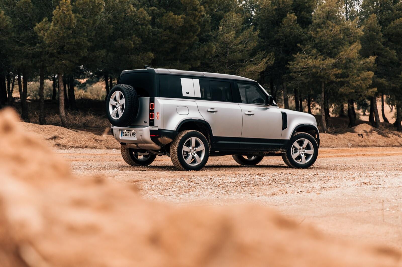 Foto de Land Rover Defender 110 (prueba) (34/41)