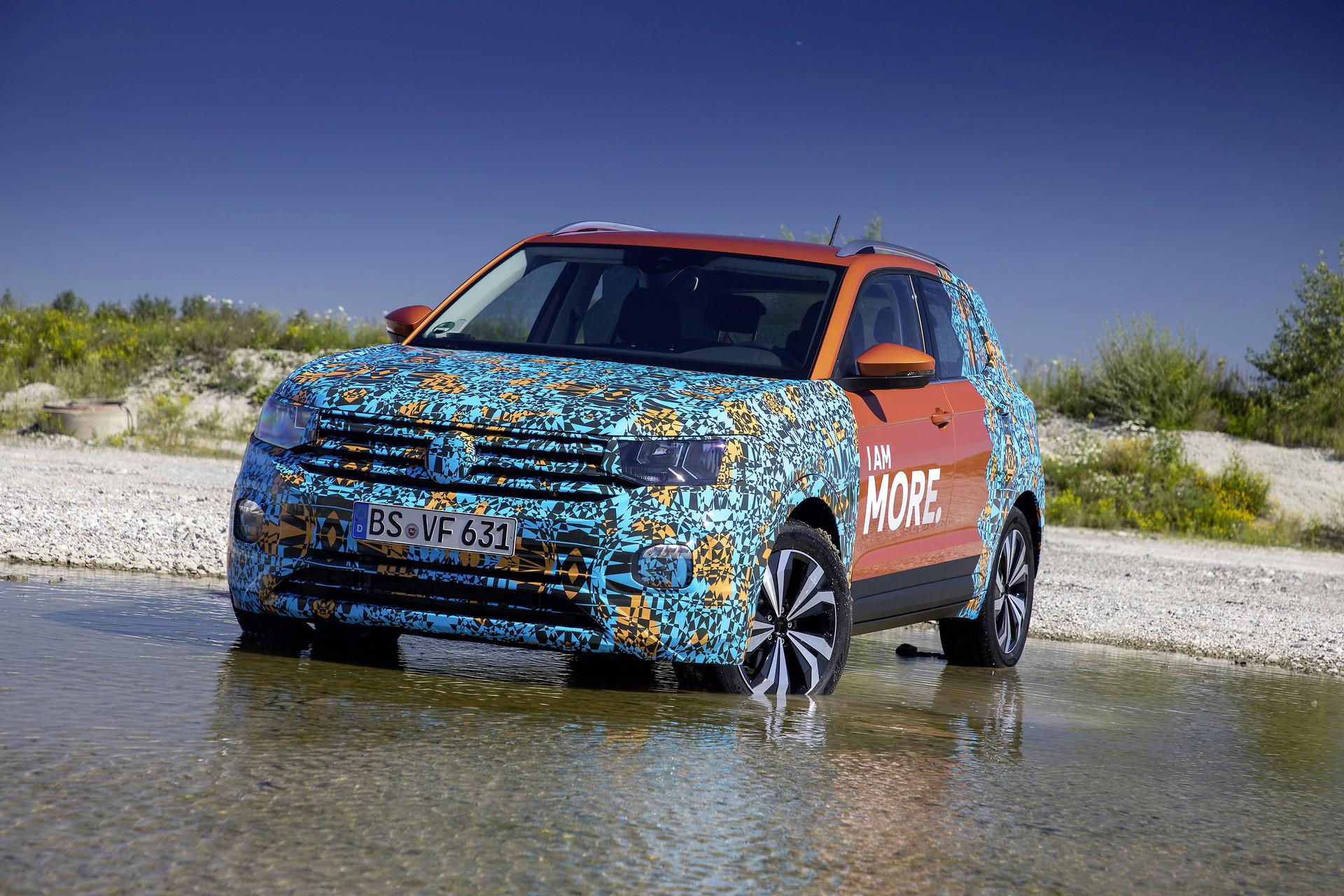 Foto de Volkswagen T-Cross (primeras imágenes) (4/28)