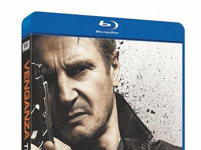 Trilogía Venganza (Taken), en Blu-ray, por 13,19€ y envío gratis