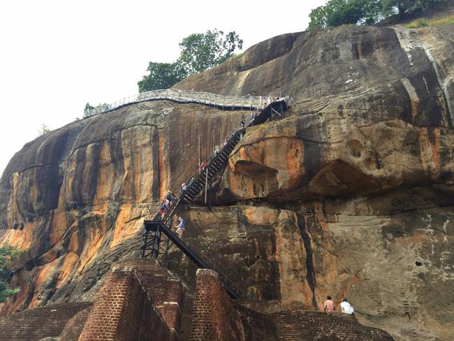 Subida Lions Rock