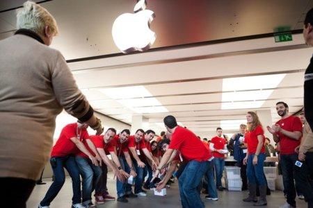 Las Apple Store cumplen cinco años en España: así han cambiado las tiendas desde entonces