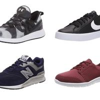 Chollos en tallas sueltas de zapatillas Nike, New Balance, Puma o Under Armour por menos de 30 euros en Amazon