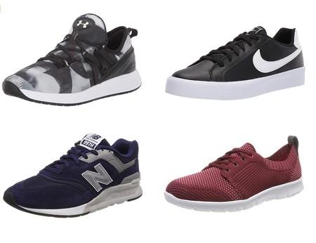 Chollos en tallas sueltas de zapatillas Nike, New Balance, Puma o Under Armour por menos de 30 euros en Amazon