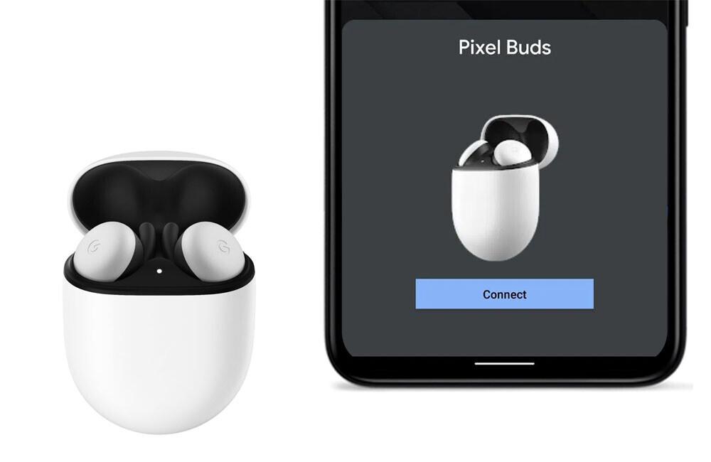Google Fast Pair comienza a mostrar el tiempo restante de la batería de los auriculares inalámbricos