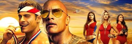 Dwayne Johnson se ríe de los críticos pero 'Baywatch: Los vigilantes de la playa' no funciona en taquilla