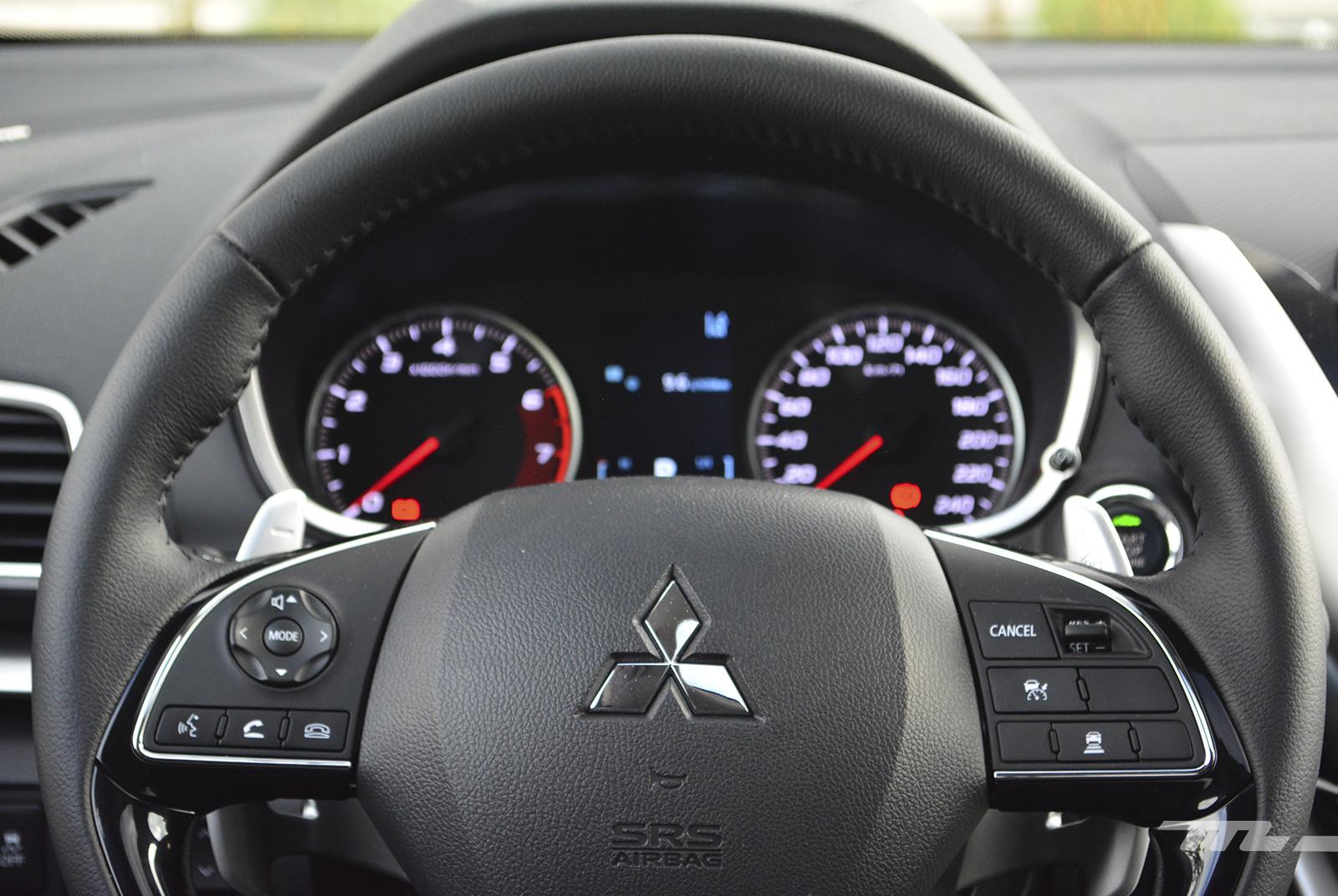 Foto de Mitsubishi Eclipse Cross (prueba) (25/26)