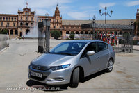 Conducción eficiente con Honda Insight