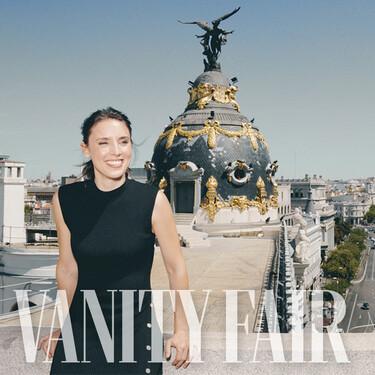 Irene Montero se abre en 'Vanity Fair' y cuenta que en las relaciones es conservadora... pero que experimentar, ha experimentado como ella sola