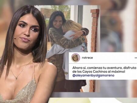 """Sofía Suescun cuenta su verdad para seguir diva: """"Rocío Flores y Olga Moreno se abrazan porque están adoctrinadas por Antonio David"""""""