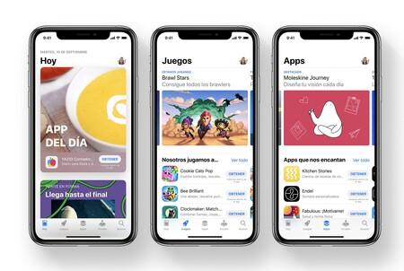 De los 112 mil millones de dólares invertidos en apps en 2020 el  65% ha sido para el App Store según App Annie