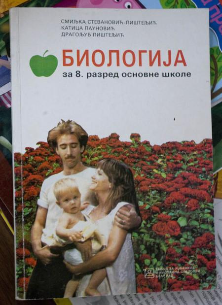 Nicholas Cage Libro Serbio