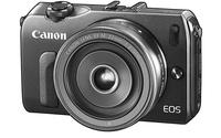 Canon EOS M ha llegado a México