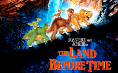 Cine en el salón: 'En busca del valle encantado', la grandeza de Don Bluth (y III)