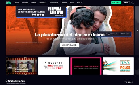 Filmin Latino Tv Gratis Mexico