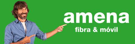 Amena aumenta la velocidad de la fibra óptica simétrica a 100 Mbps sin subir el precio