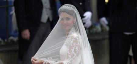 Kate Middleton tuvo un segundo vestido de novia y a todos se nos había olvidado